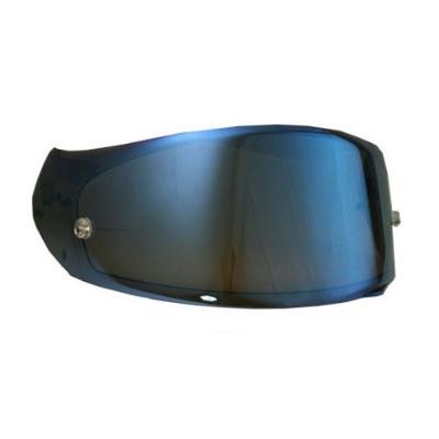 Modré plexi pre Scorpion EXO 1400
