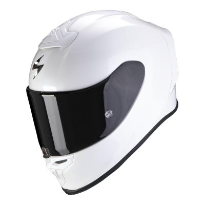 Prilba SCORPION EXO-R1 Solid 2020, perlová biela