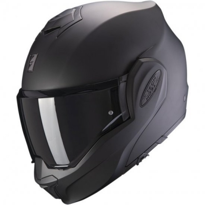 Prilba Scorpion EXO-TECH Solid 2020, matná čierna