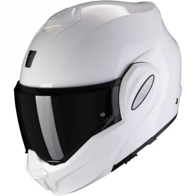 Prilba Scorpion EXO-TECH Solid 2020, biela