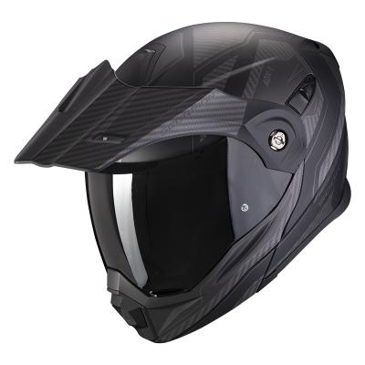 Prilba Scorpion ADX-1 Tucson 2020, matná carbon čierna