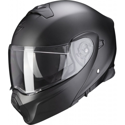 Prilba Scorpion EXO-930 SMART Solid 2021, matná perlovo čierna