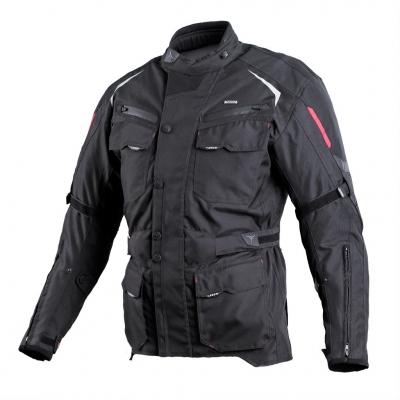 Textilná bunda SECA Discovery, na motorku