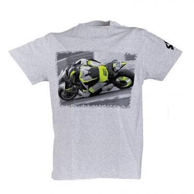 Tričko SECA Cabala sivé
