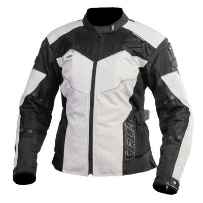 Textilná bunda Seca Stream III dámska - sivá