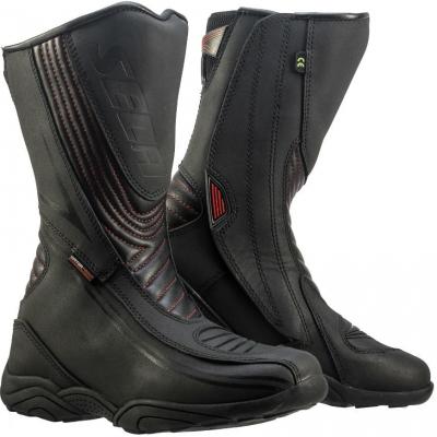 Topánky Seca Modena II dámske čierne
