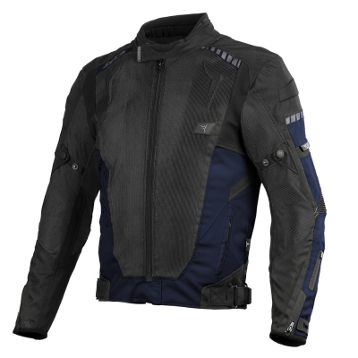 Bunda SECA AIRFLOW II - čierna/modrá