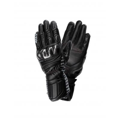 Kožené rukavice SECA Mercury IV čierne