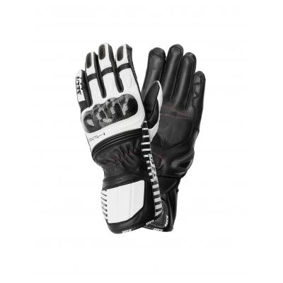 Kožené rukavice SECA Mercury IV čierno biele