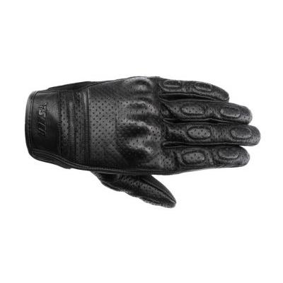 Kožené rukavice SECA Tabu II perforované čierne, pánske
