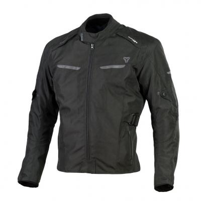 Textilná bunda Seca Katana III, čierna