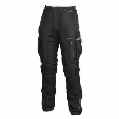 Textilné nohavice Seca Arrakis II, dámske, čierne