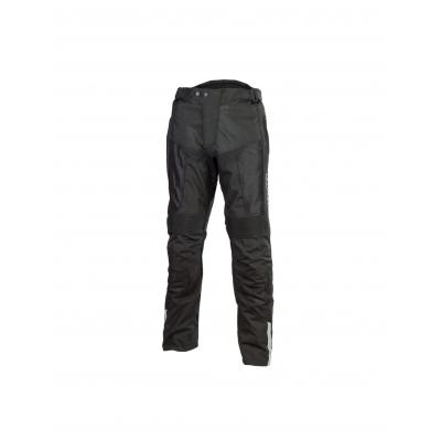Nohavice SECA MOTOID SPECTRUM MESH, čierne