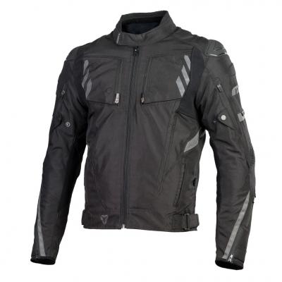 Textilná bunda SECA AVATAR II, čierna