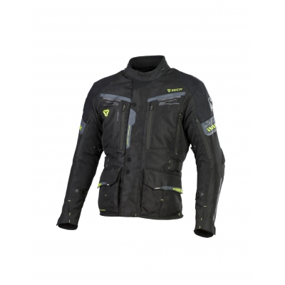 Textilná bunda SECA ARRAKIS II, čierna