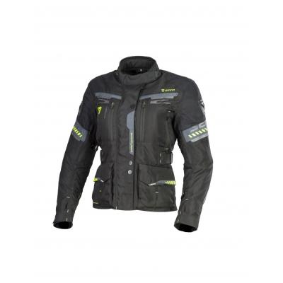 Dámska textilná bunda SECA ARRAKIS II, čierna