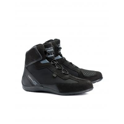 Topánky SECA MOTOID FLEXO, čierne