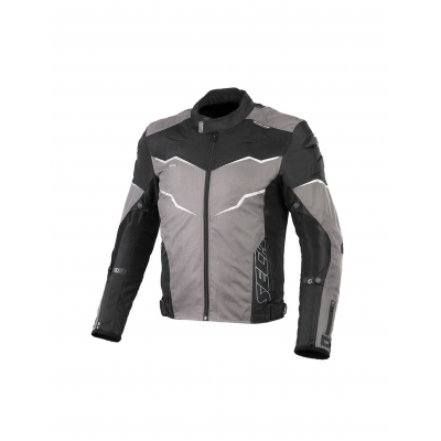 Textilná bunda Seca Stream III - titanium