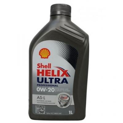 Olej SHELL ULTRA AS-L 0W20 1L