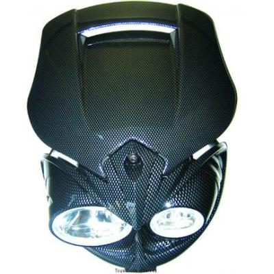 Maska predne so svetlom Kyoto Carbon