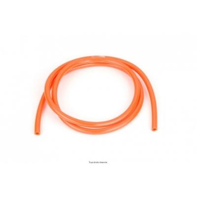 Hadica karburátora Ø4mm oranžova