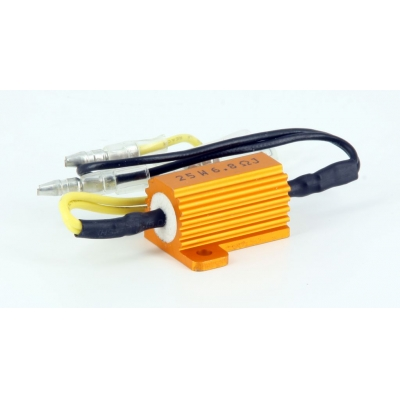 Prerušovač smeroviek LED 25w-6, 80hm