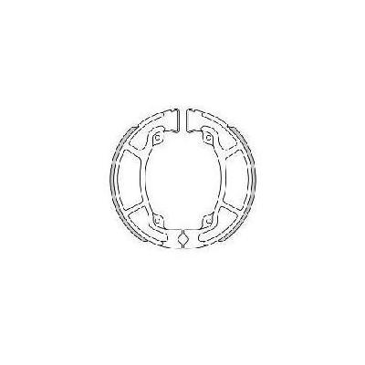 Brzdové čeľuste SIFAM Ø125mm L 25mm
