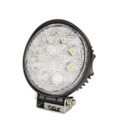 Okrúhly reflektor LED ATV 24W 1800LUM
