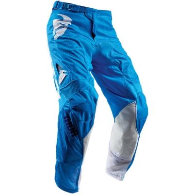 Detské nohavice Thor Pulse Air Radiate 2018 modré, na motorku