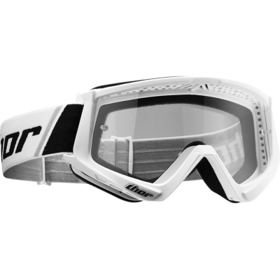 Okuliare Thor 2019 Combat biele, na motorku