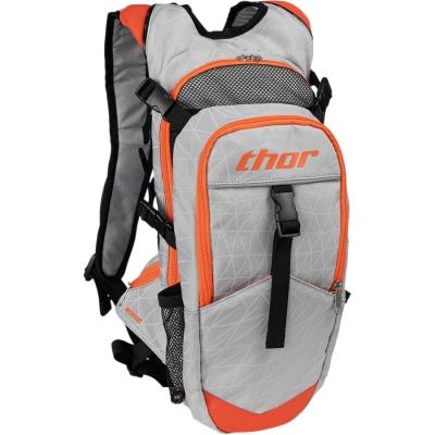 Batoh Thor Hydrant sivo-oranžový
