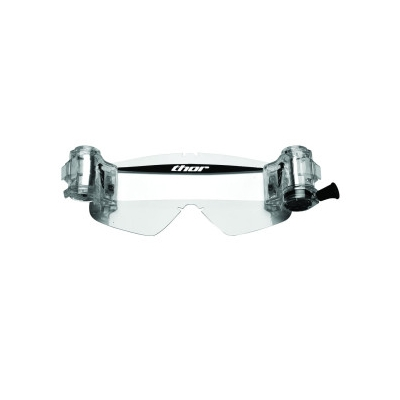 Kompletné sklo Total Vision System na okuliare Thor