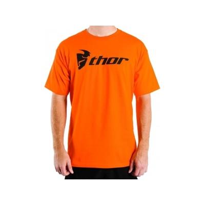 Tričko Thor LNP pánske oranžové