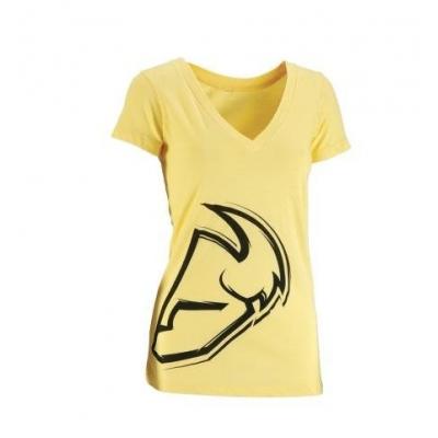 Tričko Thor Split dámske žlté