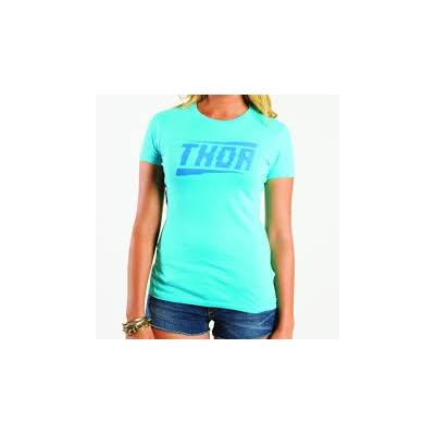 Tričko Thor Voltage dámske tyrkysové