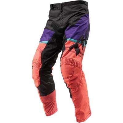 Nohavice THOR 2019 dámske - pulse depths - čierno oranžové