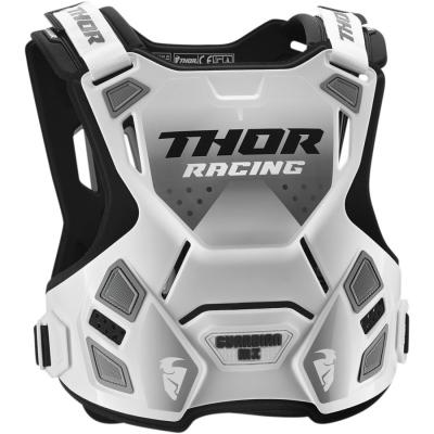 Chránič hrude Thor 2019 Guardian MX - bielo čierný