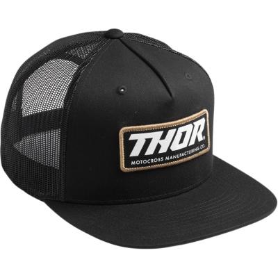 Šiltovka Thor 2019 Standard trucker - čierna