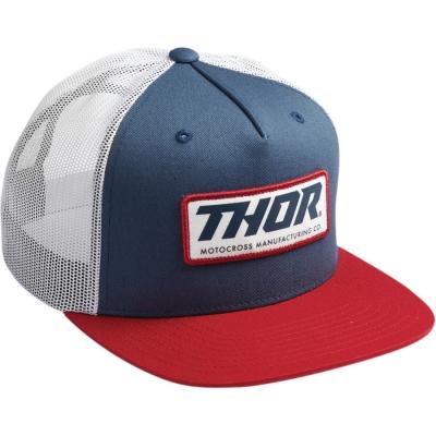 Šiltovka Thor 2019 Standard trucker - patriot