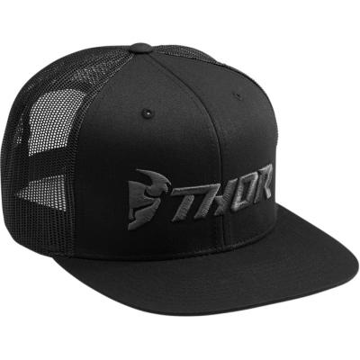 Šiltovka Thor 2019 Trucker snapback - čierna