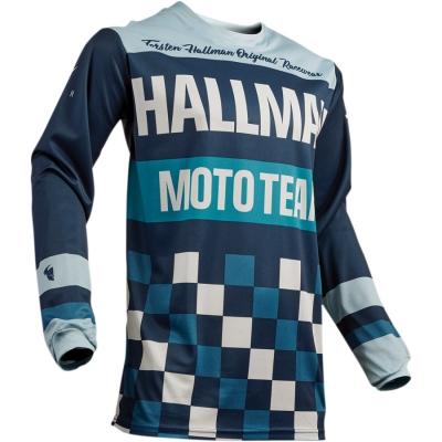 Dres THOR 2019 - Hallman heater - modrý