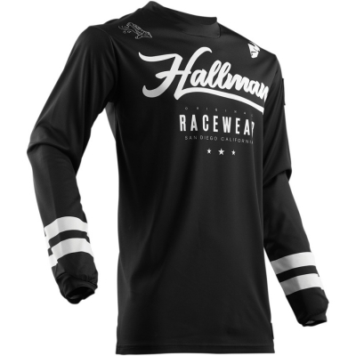 Dres THOR 2019 - Hallman hopetown - čierny