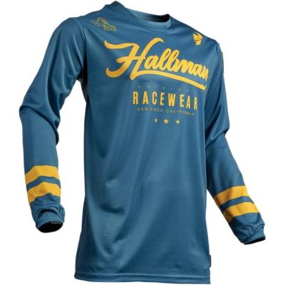 Dres THOR 2019 - Hallman hopetown - modro žltý