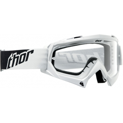 Detské okuliare Thor 2019 Enemy biele, na motorku