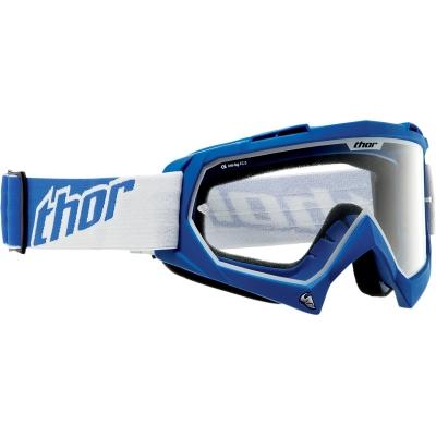 Detské okuliare Thor 2019 Enemy modré, na motorku
