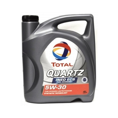 Olej TOTAL Quartz ECS 5W30 4L