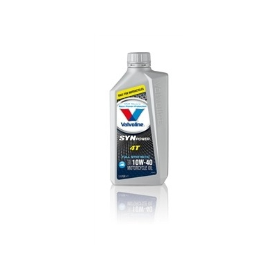 Valvoline SYNPOWER 4T 10W-40, do motorky