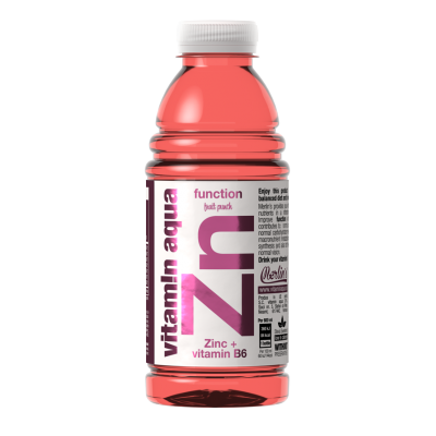 Vitamin aqua Zn 600ml
