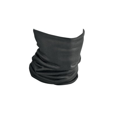 Šatka Motley Tube lined čierna