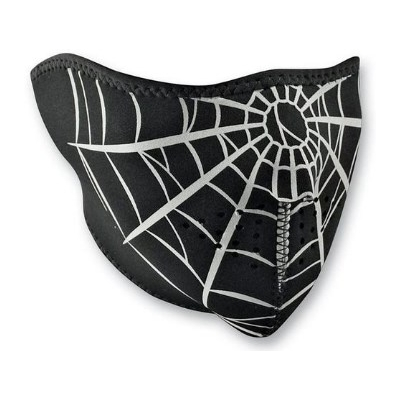 Maska Zan spider web - polovičná